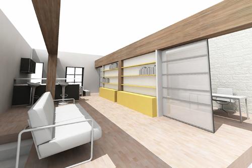 Architecture d 39 int rieur r novation d 39 un appartement for Interieur d un couvent